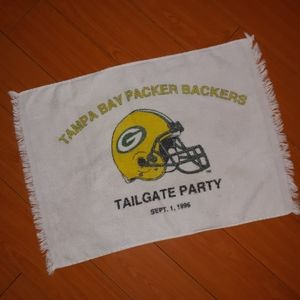 4 for $10!! Vintage 1996 Sports Tea Towel